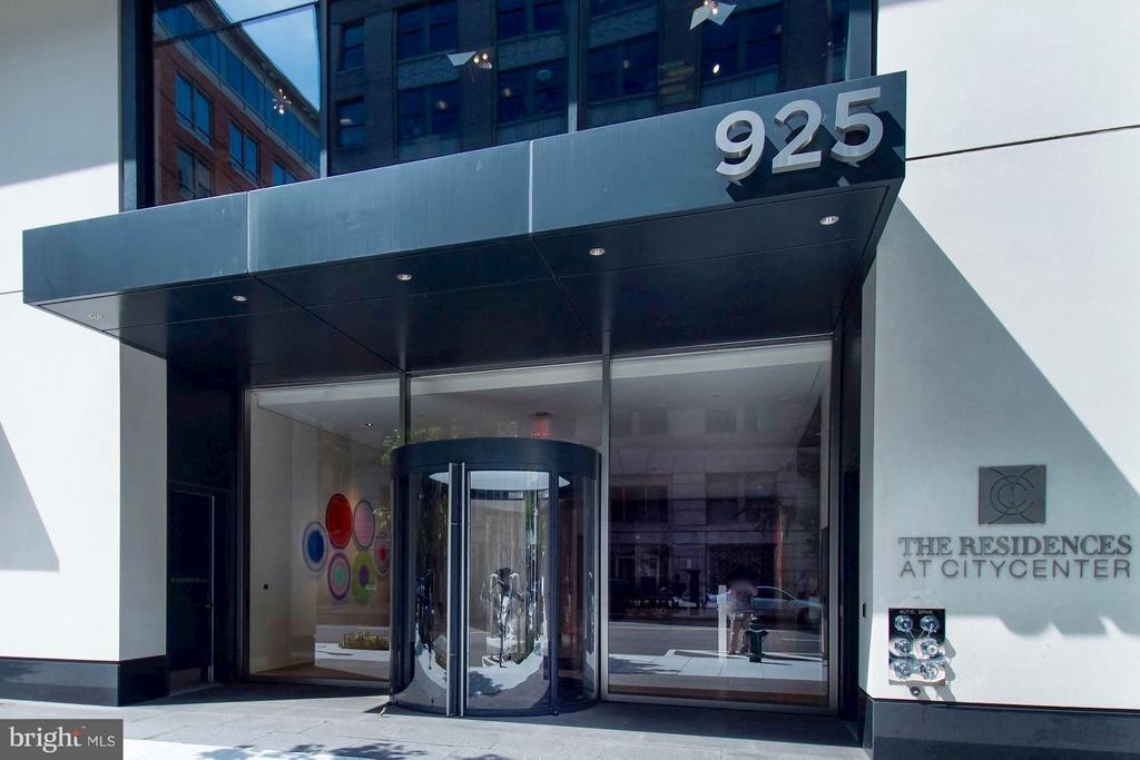 The entrance - 925 H ST NW #708, WASHINGTON
