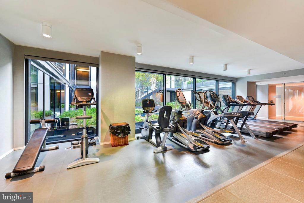 Fitness Center - 925 H ST NW #708, WASHINGTON