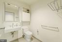 Master Bathroom - 925 H ST NW #708, WASHINGTON