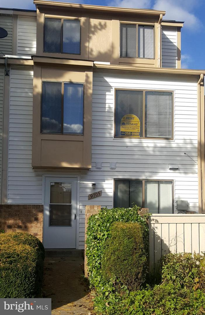 Photo of home for sale at 9705 Docena Drive, Gaithersburg MD