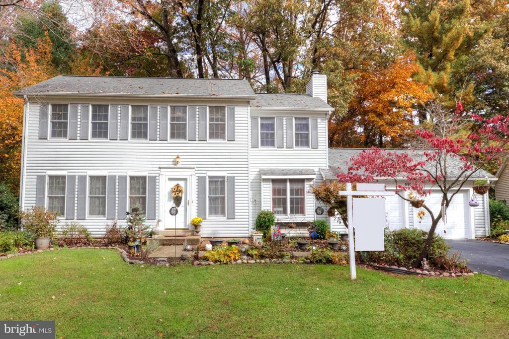 Burke Homes for Sale -  Cul De Sac,  5915  OAK LEATHER DRIVE