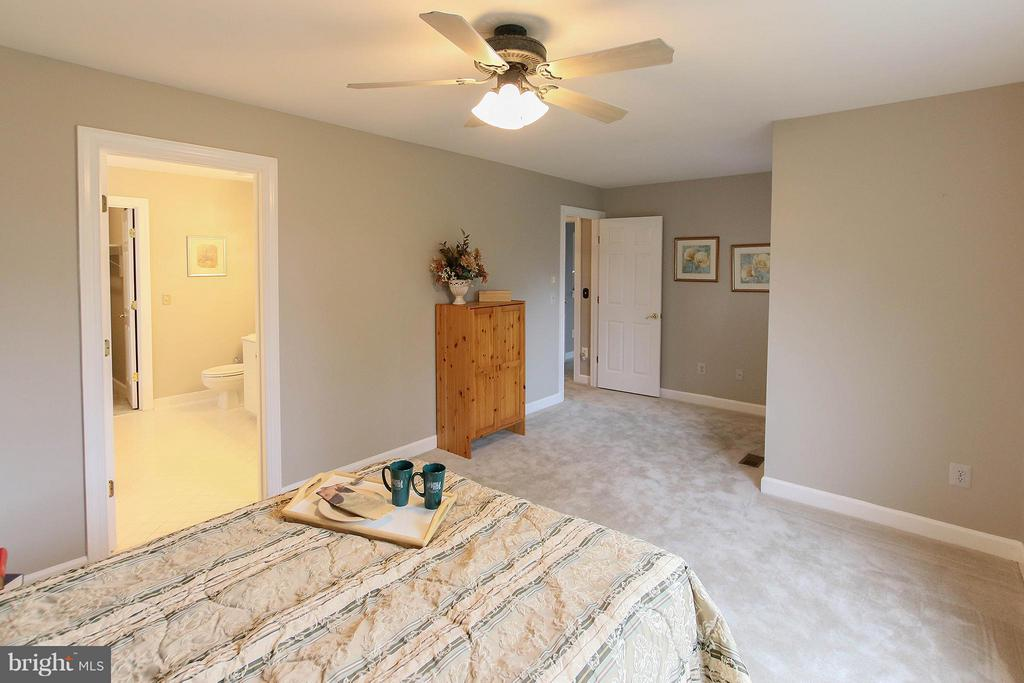 Ensuite bath - 43956 BRUCETON MILLS CIR, ASHBURN