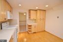 Updated Kitchen - 1309 BEECH RD, STERLING