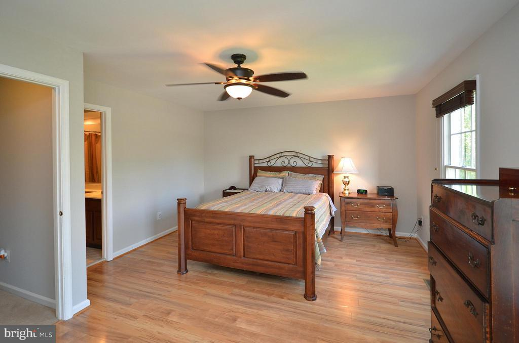 Master Bedroom with Hardwood Floors - 44067 LACEYVILLE TER, ASHBURN