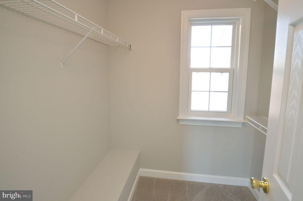 Master Bedroom Walking Closet - 13685 VENTURI LN #240, HERNDON