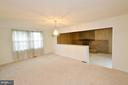 Large Dining Room - 1309 BEECH RD, STERLING