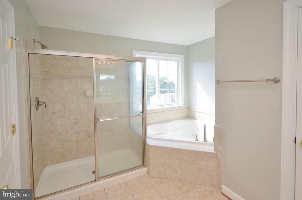 Nice Master Bathroom - 13685 VENTURI LN #240, HERNDON