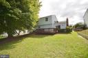 Backyard View - 1309 BEECH RD, STERLING