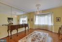 Bright and sunny, with bay windows, custom mirrors - 43154 PARKERS RIDGE DR, LEESBURG
