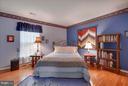 Spacious Bdrm, hardwood floor, closet organizer - 43154 PARKERS RIDGE DR, LEESBURG