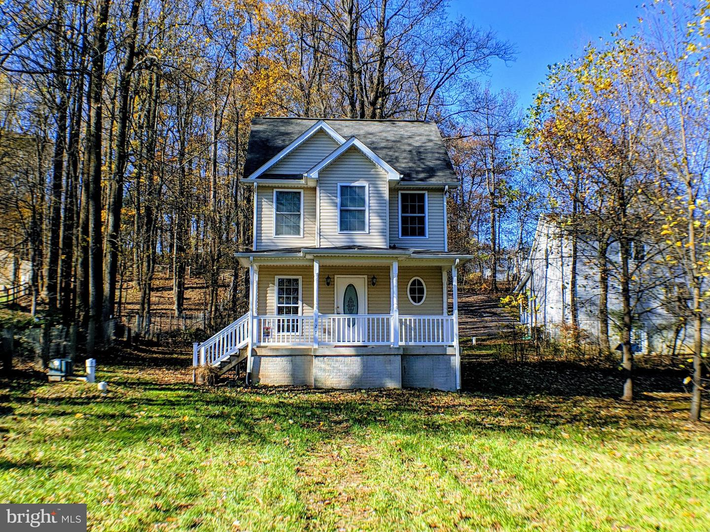 Single Family for Sale at 127 Nez Perce Way Chester Gap, Virginia 22623 United States