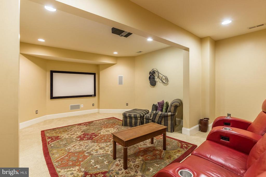 Theater Room - 14422 LIGHTNER RD, HAYMARKET