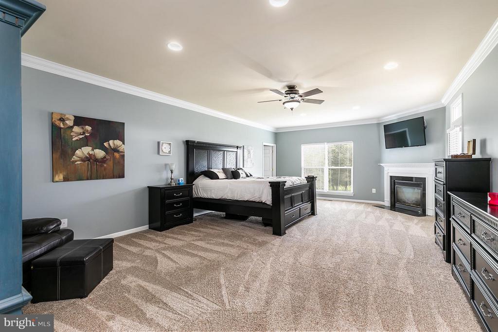 Bedroom (Master) - 40727 LOVETTSVILLE RD, LOVETTSVILLE