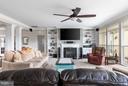 Living Room - 40727 LOVETTSVILLE RD, LOVETTSVILLE