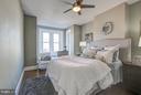 Bedroom #3 - 948 WESTMINSTER ST NW, WASHINGTON