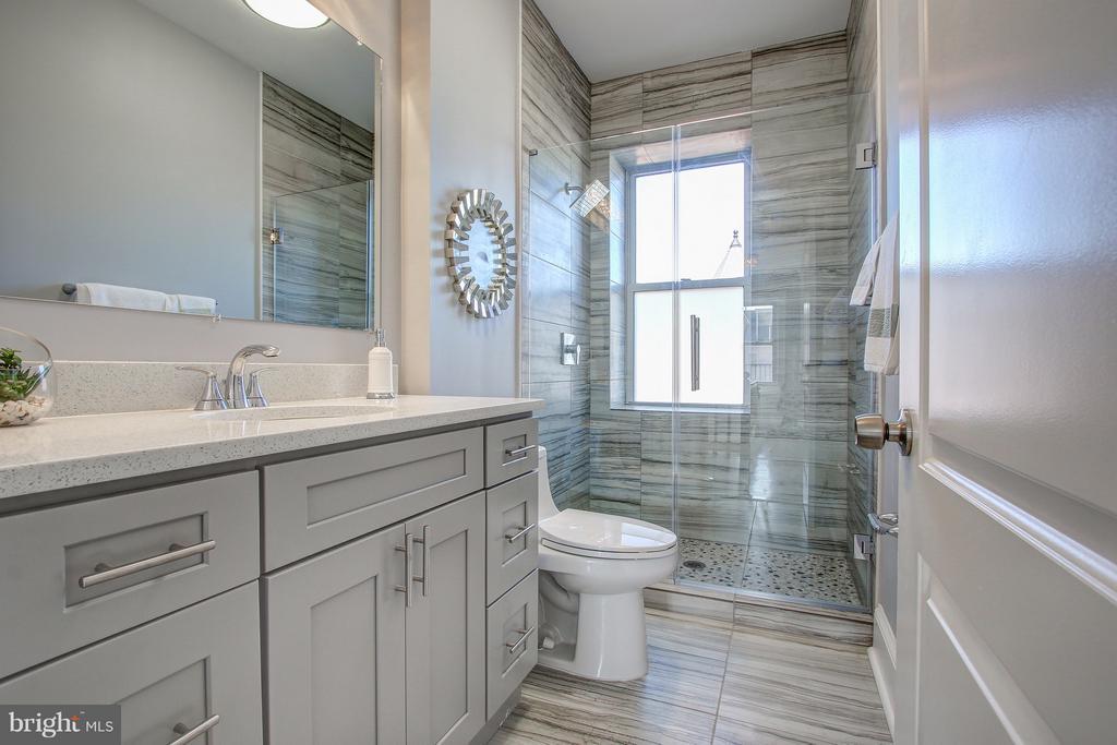 Master Bathroom - 948 WESTMINSTER ST NW, WASHINGTON
