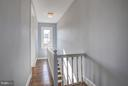 Top of staircase - 948 WESTMINSTER ST NW, WASHINGTON