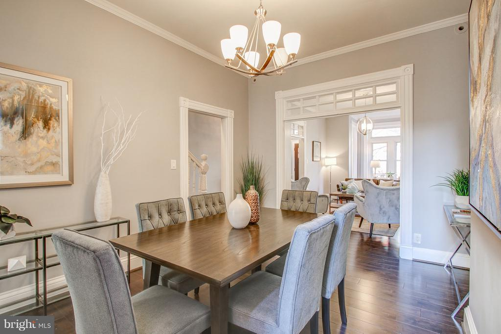 Dining Room - 948 WESTMINSTER ST NW, WASHINGTON