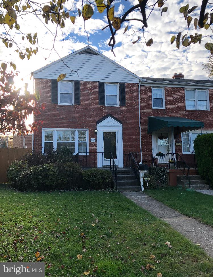 Other Residential for Rent at 980 Radcliffe Rd Towson, Maryland 21204 United States