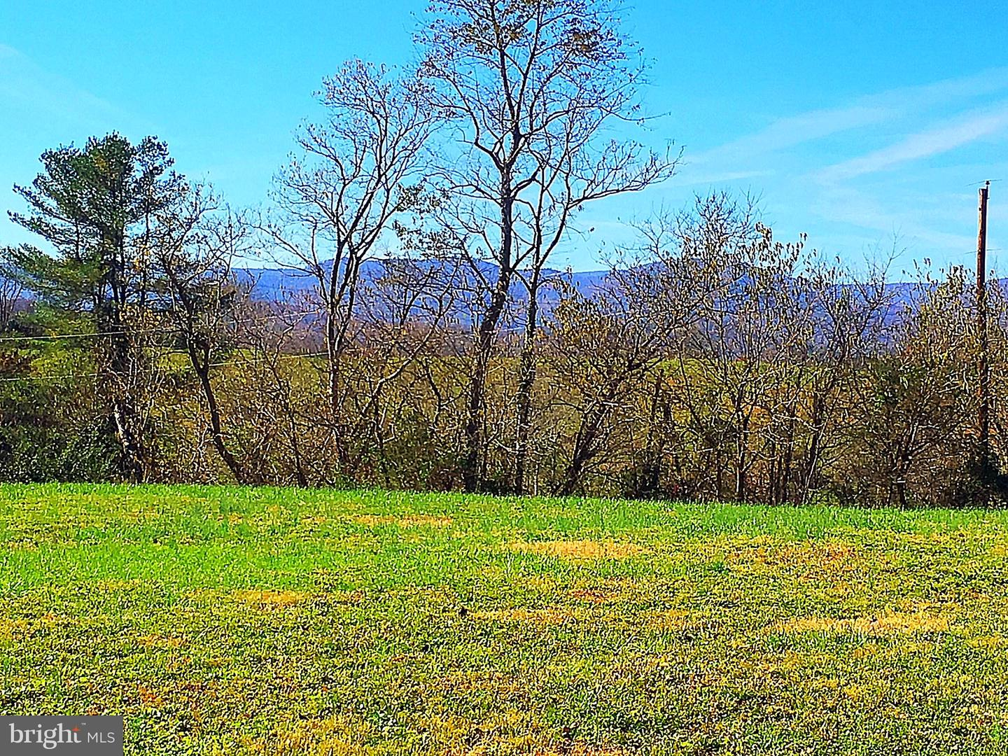 Land for Sale at 4609 Sperryville Pike Woodville, Virginia 22749 United States
