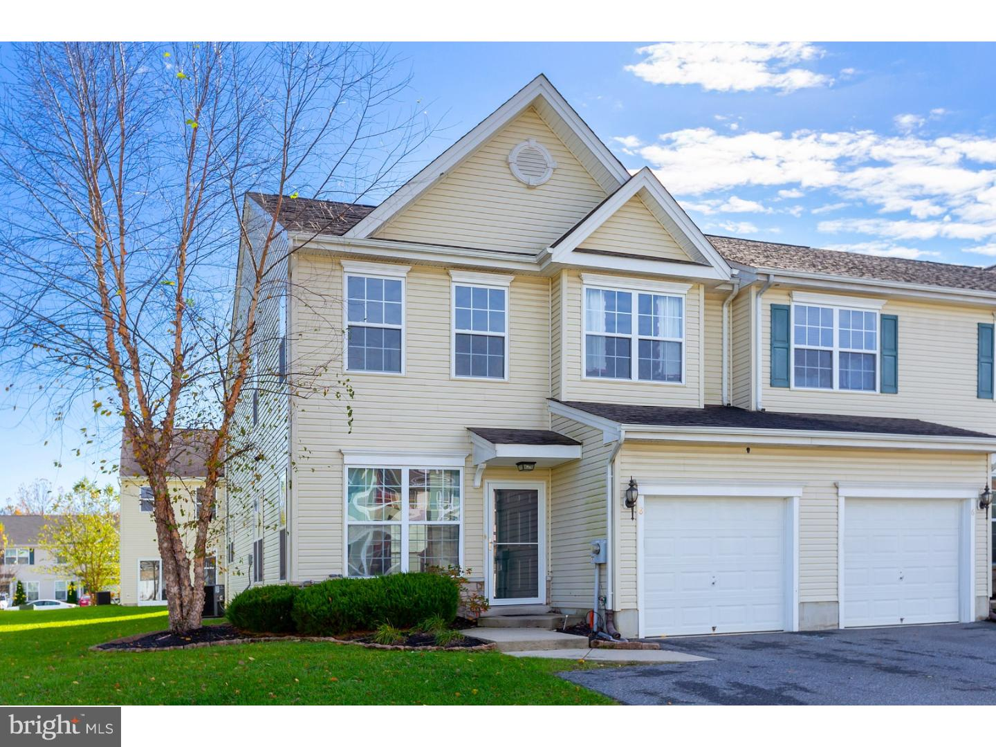 Photo of home for sale at 8 Campbell Street, Clayton NJ