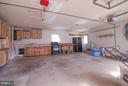 Garage has extra Refrigerator and Stove - 402 AUTUMN OLIVE WAY, STERLING