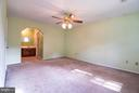 Large Full Primary Suite - 402 AUTUMN OLIVE WAY, STERLING