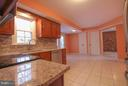 Newly Updated Kitchen w/ Granite Counters - 402 AUTUMN OLIVE WAY, STERLING