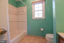 Upstairs Full Guest Bathroom - 402 AUTUMN OLIVE WAY, STERLING