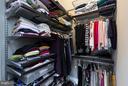 Walk-in closets - 630 14TH ST NE #3, WASHINGTON