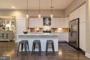 A Wonderful kitchen - 630 14TH ST NE #3, WASHINGTON