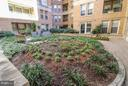 Peaceful garden - 915 E ST NW #306, WASHINGTON