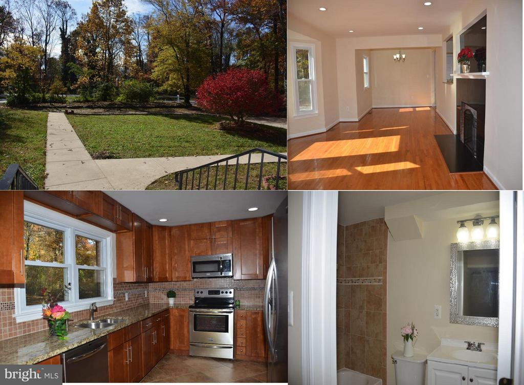 Call it home! - 7412 BRADDOCK RD, ANNANDALE