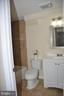Bathroom in basement - 7412 BRADDOCK RD, ANNANDALE