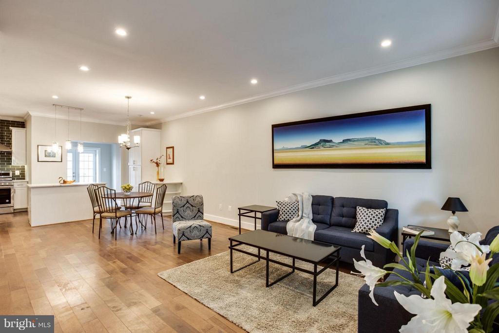 Living Room - 5310 KANSAS AVE NW, WASHINGTON