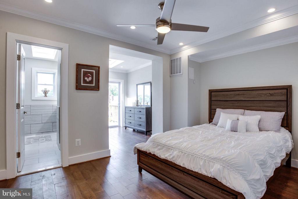 Bedroom (Master) - 5310 KANSAS AVE NW, WASHINGTON