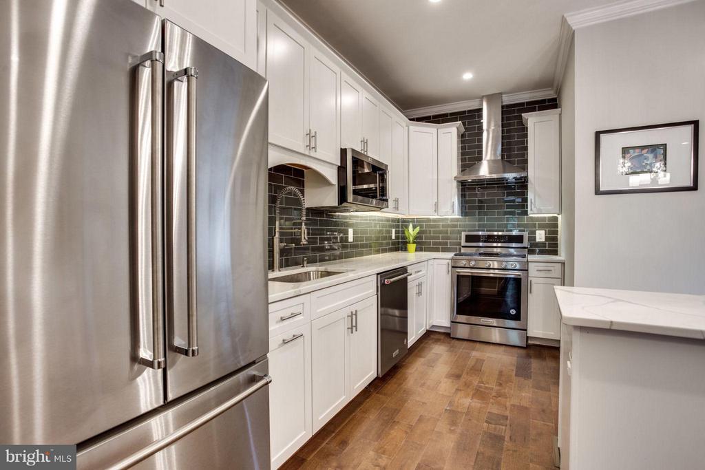 Kitchen - 5310 KANSAS AVE NW, WASHINGTON