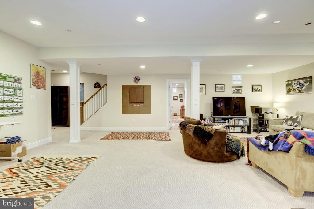 Lower level - 4516 WINDSOR LN, BETHESDA
