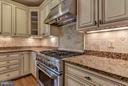Kitchen - 4516 WINDSOR LN, BETHESDA