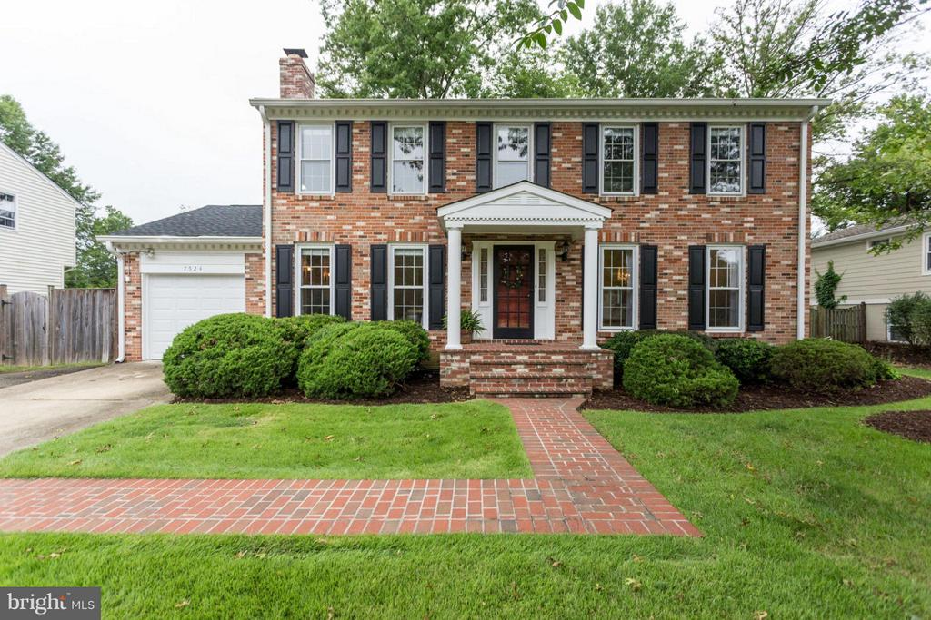 7524  MILWAY DRIVE 22306 - One of Alexandria Homes for Sale