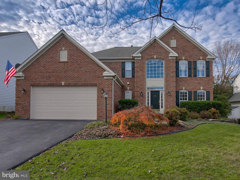 Great home with newly refinished hardwood floors! - 9038 CLENDENIN WAY, FREDERICK