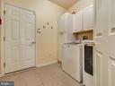 Laundry room. - 9038 CLENDENIN WAY, FREDERICK