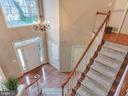 Foyer. - 9038 CLENDENIN WAY, FREDERICK