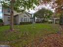 Great yard for playing. - 9038 CLENDENIN WAY, FREDERICK