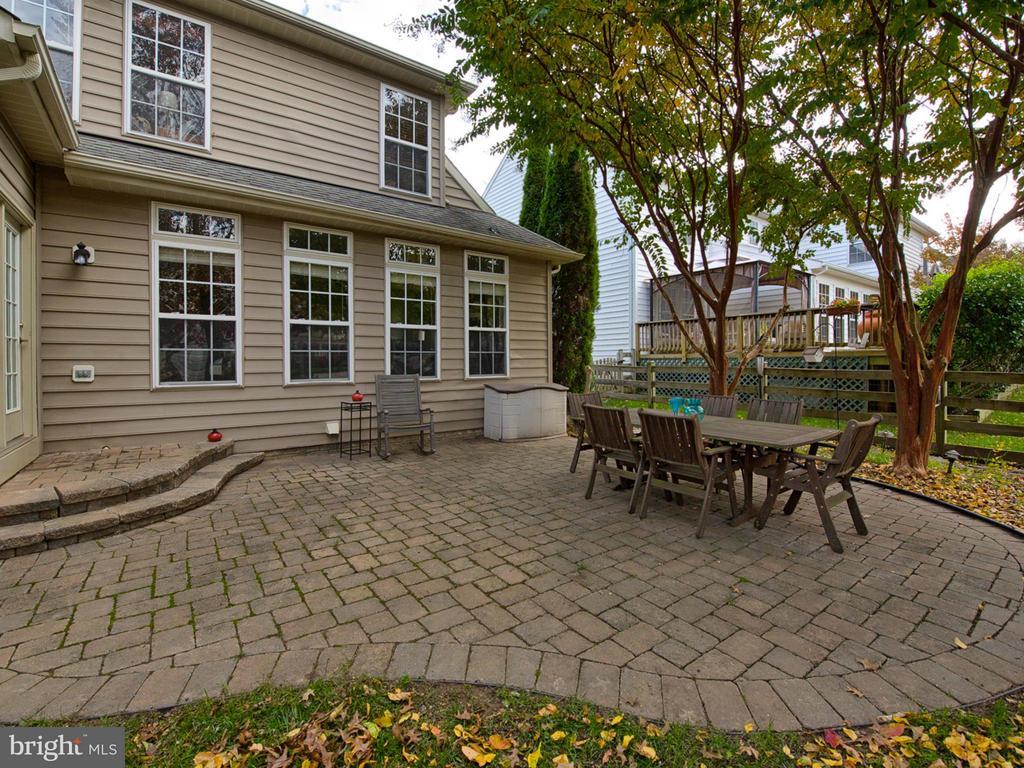 Backyard. - 9038 CLENDENIN WAY, FREDERICK