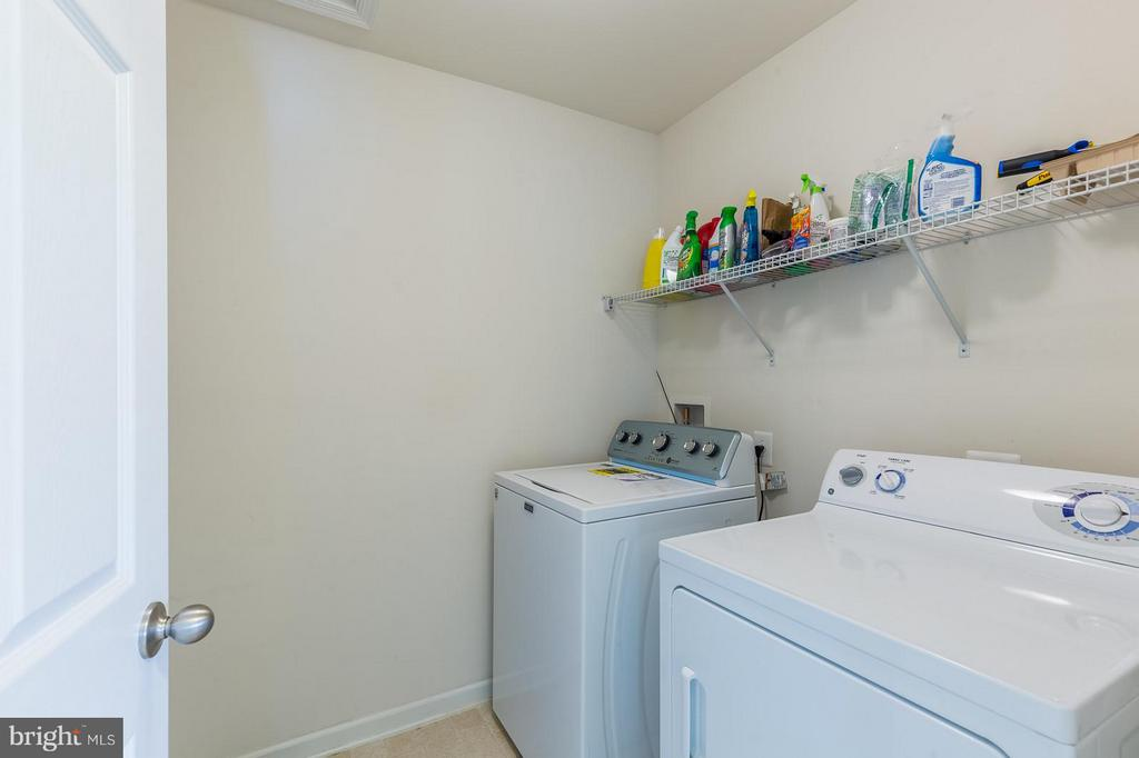Upstairs Laundry - 56 BISMARK DR, STAFFORD