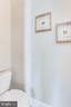 main level powder room - 616 14TH ST NE, WASHINGTON