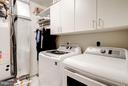Laundry Room with New Washer/Dryer - 3625 10TH ST N #505, ARLINGTON