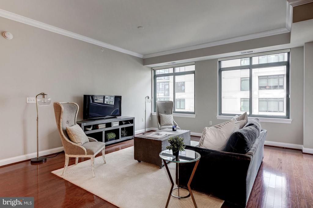 Open and Sunny Living Space - 3625 10TH ST N #505, ARLINGTON