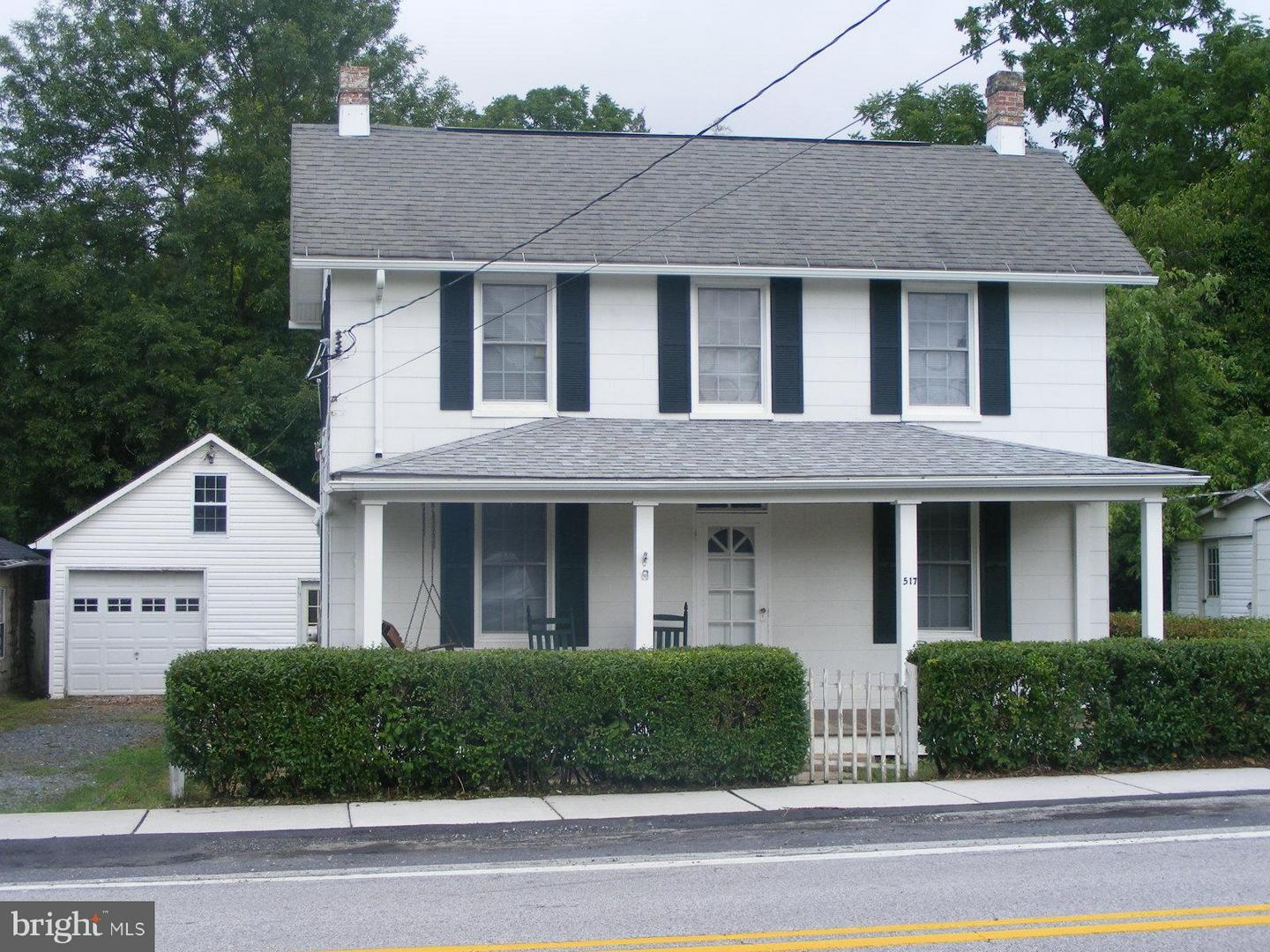 Single Family for Sale at 517 Bladen St Charlestown, Maryland 21914 United States